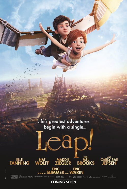 Leap! (2016) Movie Reviews