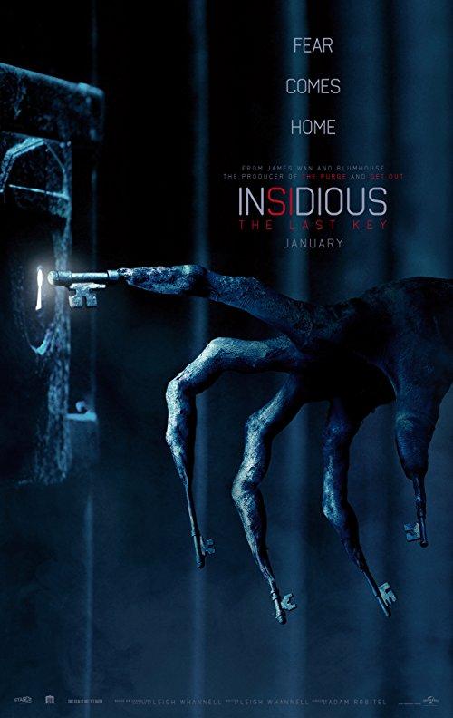Insidious: The Last Key (2018) Movie Reviews