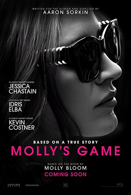 Molly's Game (2017) Movie Reviews